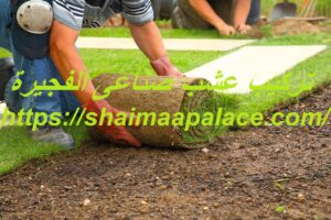 تركيب عشب صناعى الفجيرة